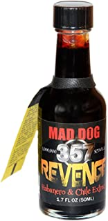 Mad Dog 357 Revenge Habanero and Chile Extract 1.7oz