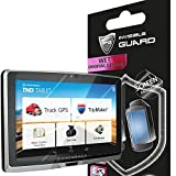 IPG For Rand McNally TND 70 (7' dashboard tablet) Screen Protector Film with Lifetime Replacement Invisible Protective Screen Guard - HD Quality/Self-Healing/Bubble -Free