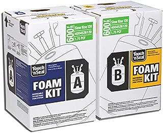 600 board feet spray foam