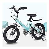 Bicicletas ligeras para niños Niños bicicleta de equilibrio sin pedal de la bici for las edades de 2-6 años Los niños pequeños-bicicletas con frenos de Balance Bell y Cesta for niños aprenden a montar