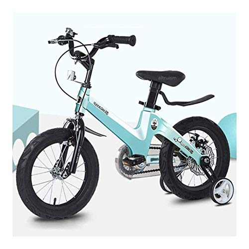 Bicicletas ligeras para niños Niños bicicleta de equilibrio sin pedal de la...