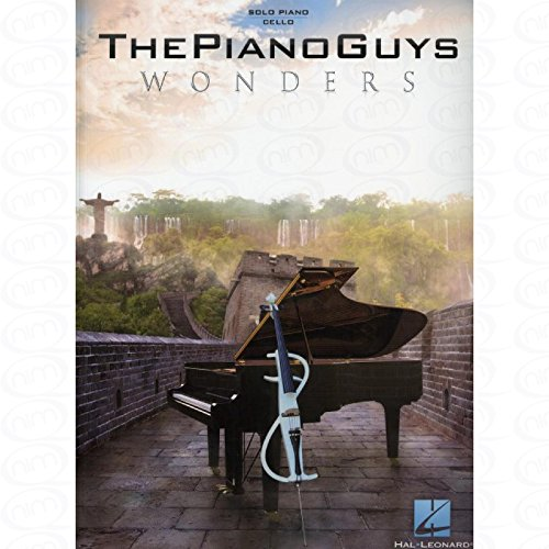 Wonders - arrangiert für Violoncello - Klavier [Noten/Sheetmusic] Komponist : The Piano Guys