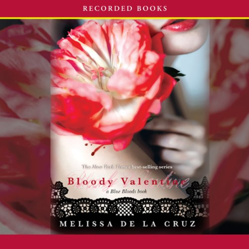 Bloody Valentine audiobook cover art