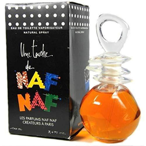 Une Touche de Naf Naf 100 ml EDT Eau de Toilette Spray
