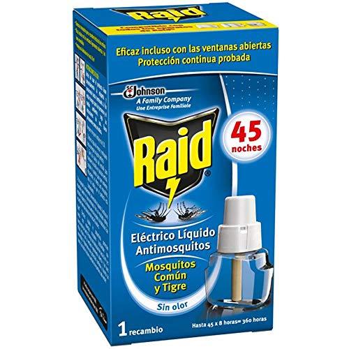 Raid - Elec Liquido Rec 45 Noches