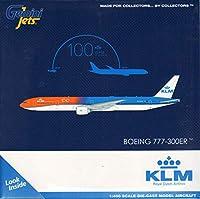 ジェミニジェッツ 1/400 ボーイング 777-300ER KLM PH-BVA