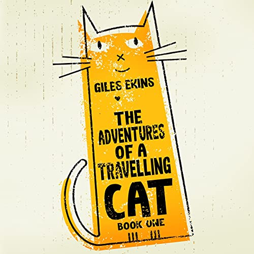 The Adventures of a Travelling Cat cover art