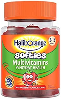 Haliborange Kids Multivitamin Strawberry Softies 30