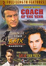 Coach of the Year / BMX Bandits / The Great Dan Patch - 3 DVD Full-length Features