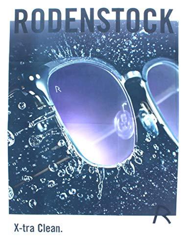 Rodenstock 30x40cm großes Microfasertuch - Brillenputztuch