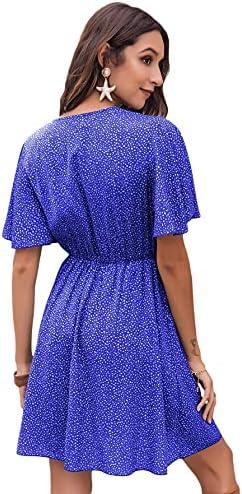 Royal blue summer dresses _image1