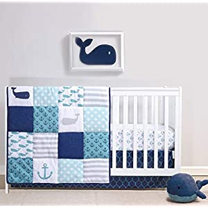 51XXx+K9JjL._SS300_ Nautical Crib Bedding & Beach Crib Bedding Sets