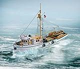 Aue Verlag - Kit de Modelo (40 x 11 x 39 cm), diseño de Pesca con atún