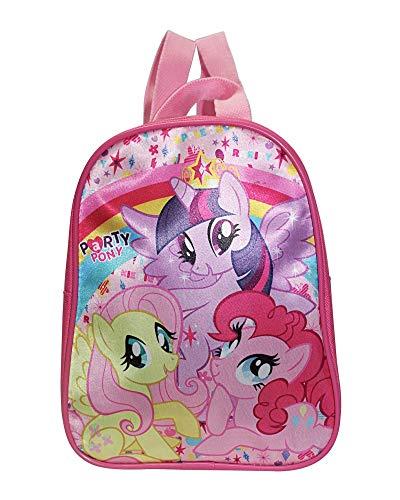 My Little pony - Petit sac à dos pour la maternelle My Little Pony avec Twilight Sparkle, Pinkie Pie et Fluttershy