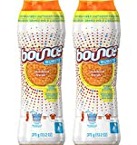 Bounce Bursts, Fresh In-Wash Scent Booster, Outdoor- 13.2 oz (Pack of 2)