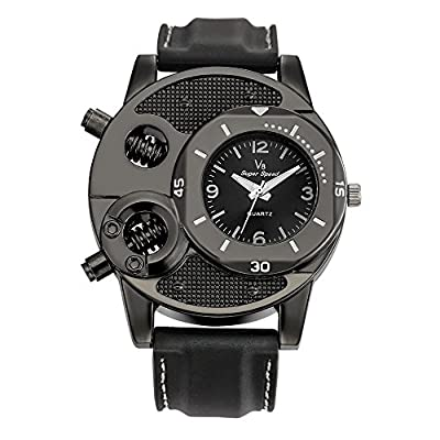 UAMSISTE 2020 Men Luxury Watches Quartz Watch C...