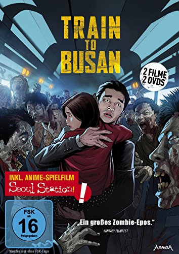 Train to Busan + Seoul Station [2 DVDs]