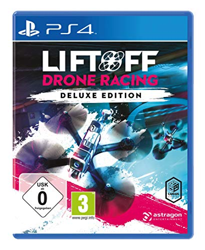 Liftoff: Drone Racing Deluxe Edition -...