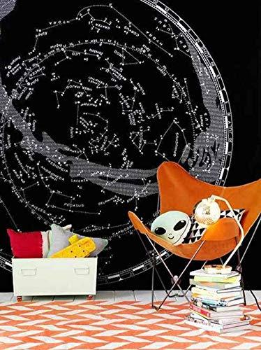 bjyxszd Dorm Decor,Tapestry Wall HangingTapiz de Tela de Fondo de Tela Colgante 3D, Mantel de Toalla de sofá, decoración de habitación Abstracta Colgante de pared-14_El 150 * 130cm