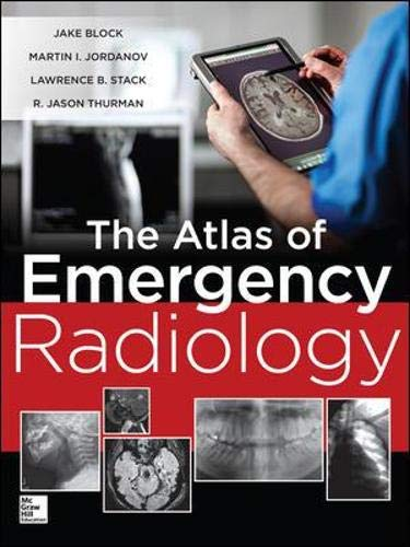 Atlas of Emergency Radiology (Hardcover)