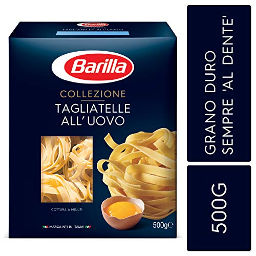 Barilla Nudeln La Collezione 'Tagliatelle all´Uovo', 500 g