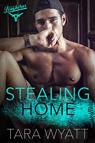 Stealing Home A Second Chance Baseball Romance Dallas Longhorns Book 1 product image