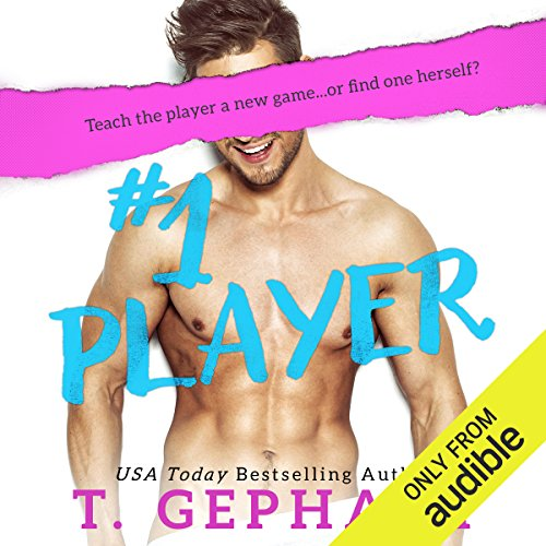 #1 Player audiobook cover art