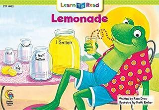 Lemonade (Learn to Read)