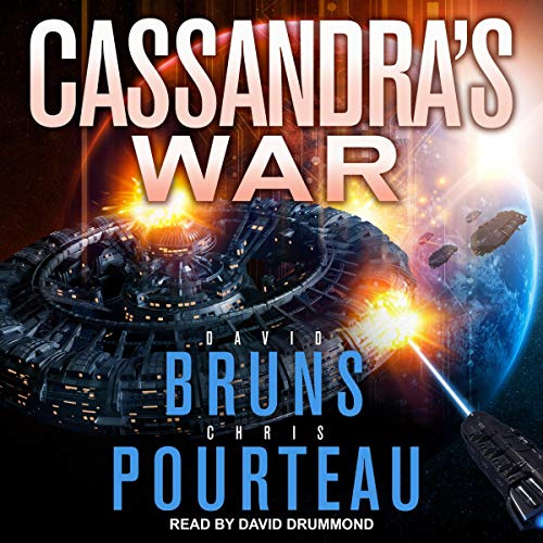 Cassandra's War cover art