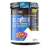 Life Pro Elektro Pre Workout para mejorar el rendimiento muscular – Suplemento...