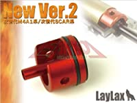 Laylax PROMETHEUS 次世代電動ガン M4用 エアロシリンダーヘッド NewVer.2