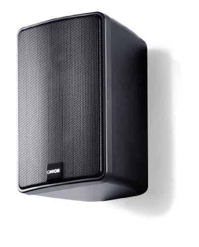 Canton Plus GX.3 Regallautsprecher (100 Watt) Paar schwarz