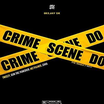 Crime Scene (feat. Tweezy, Gun the Punisher, MC Palmer, Zara)