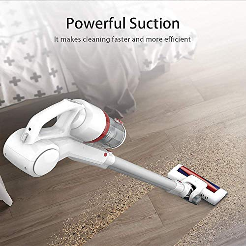Check Out This WUAZ Cordless Vacuum Cleaner 150W 2 in 1 Handheld Upright Stick Cleaner 10000Pa Stron...