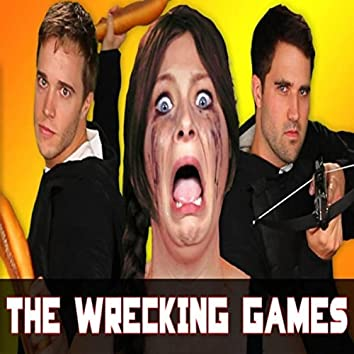 """The Wrecking Games - A Hunger Games Mockingjay, Pt. 2 (Parody Of """"Wrecking Ball"""")"""
