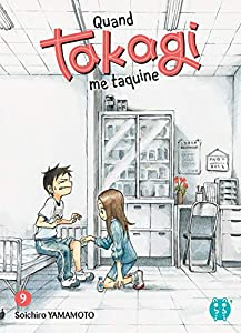 Quand Takagi me Taquine Edition simple Tome 9