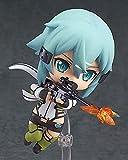 Sword Art Online Asada Shinono Q Edition Nendoroid Tamaño 10cm-Modelo de personaje de PVC-Colección de regalo de cumpleaños-Decoraciones para el hogar