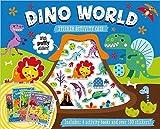 Dino World Sticker Activity Case (Box Sets)