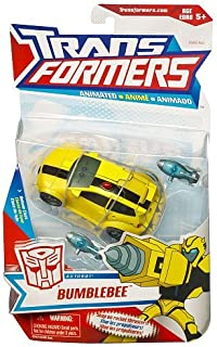 Best transformers animated toys bumblebee Reviews
