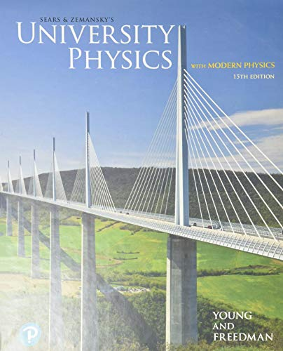 Compare Textbook Prices for University Physics with Modern Physics 15 Edition ISBN 9780135159552 by Young, Hugh,Freedman, Roger