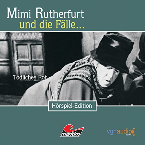 Tödliches Rot (Mimi Rutherfurt 13) audiobook cover art
