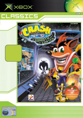 Crash Bandicoot: The Wrath Of Cortex (Xbox Classic)