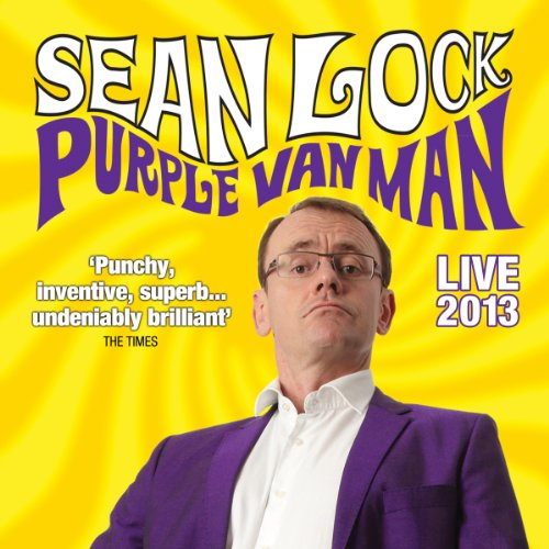Sean Lock - Purple Van Man Live cover art