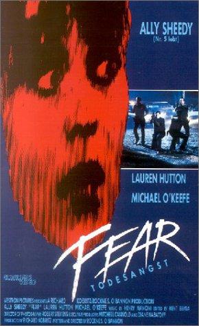 Fear - Todesangst [VHS]