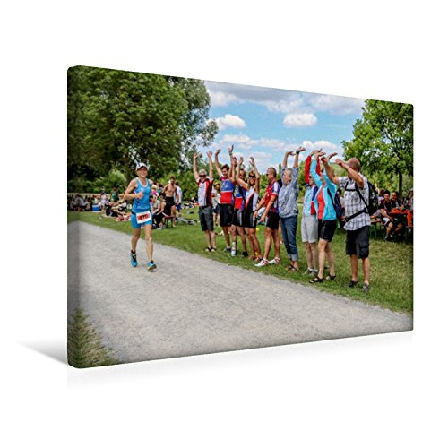 CALVENDO Laola beim Lifestyle Würzburg Triathlon