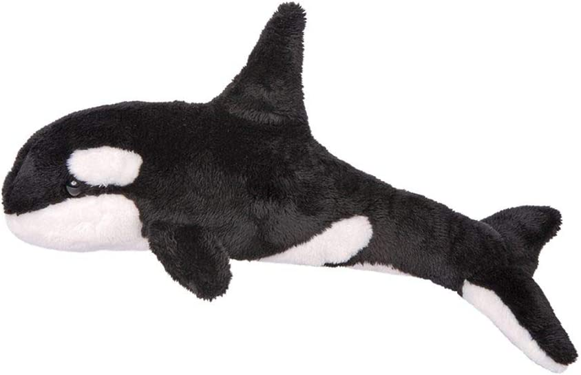 Douglas Spout Orca Killer Whale Plush Stuffed Animal