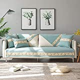 Durable Funda de sofá, Impermeable Funda Sofá Forma L La Funda para Sofa,Anti-resbalón Cubierta Seccional del Couch,Protector DE Cubierta DE Muebles Sofa Sofa Sofa Sofa DE SILVERSEAT (Vendido por PIE