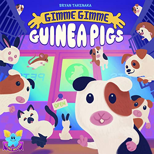 Game Salute - Gimme Gimme Guinea Pigs