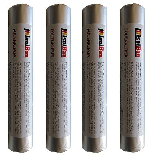 12 Stück SOUDAL Soudaseal EPDM 600 ml Schlauchbeutel