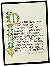 Abbey Gift May The Road Rise Plaque
